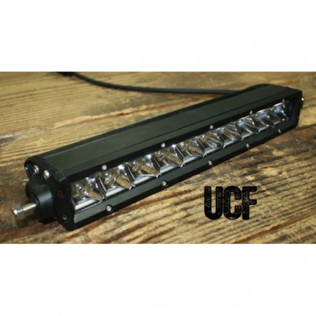 "Bluefire 11"" Single-Row LED Light Bar"