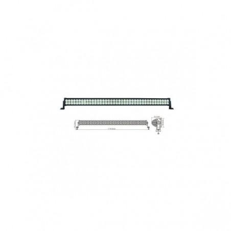 41.5 inch LED Light Bar: 240W 19200 Lumens