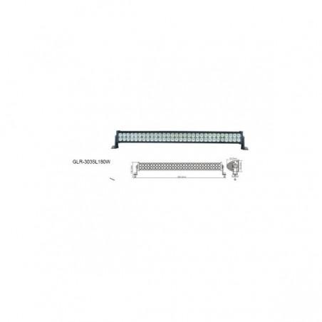 31.5 inch LED Light Bar: 180W 14400 Lumens
