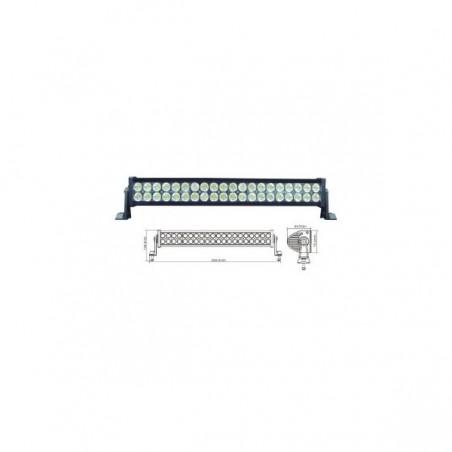 21.5 inch LED Light Bar: 120W 9600 Lumens