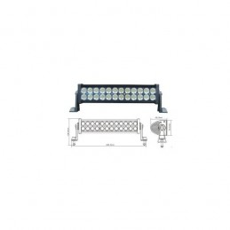13.5 inch LED Light Bar:...