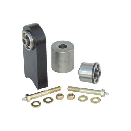 "XJ/TJ/LJ/MJ Front End Housing Johnny Joint Kit with 1/2"" Bolts"