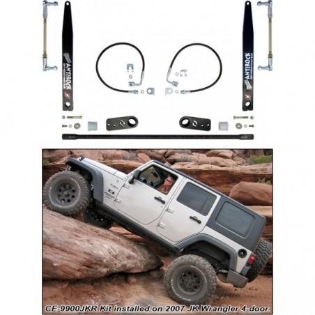 JK Antirock Rear Sway Bar Kit - 4 Door Models Only