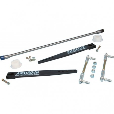 Currie Antirock Front Sway Bar Kit - '97-'06 TJ & Unlimited