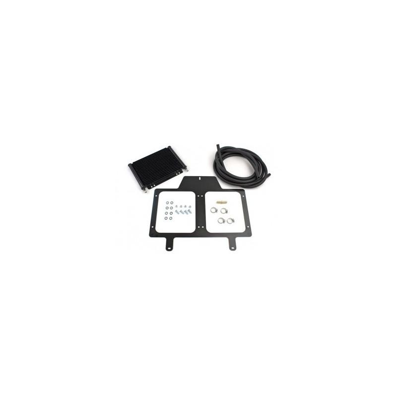 PSC Motor Sports MBC110K-2 Power Steering And Transmission Cooler w//Mount Bracket Dual Cooler Power Steering And Transmission Cooler w//Mount Bracket