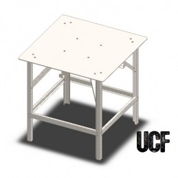 "UCF 36"" Cubed Fabrication..."