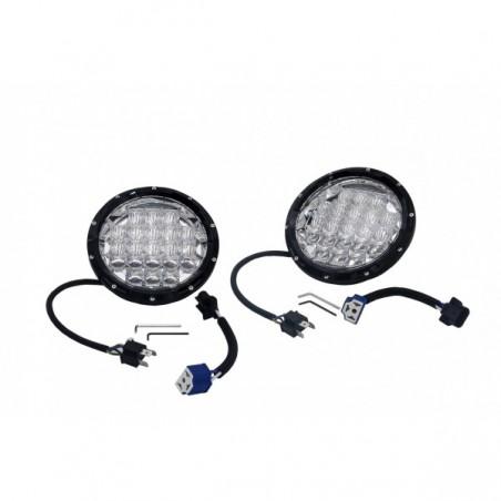 """7"""" G3 75W 4D LED Headlights"""