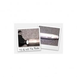 TJ Tie Rod: TJ Aluminum tie...
