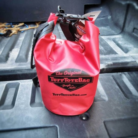 Red Class 3 Waterproof Tuff Tote Dry Bag