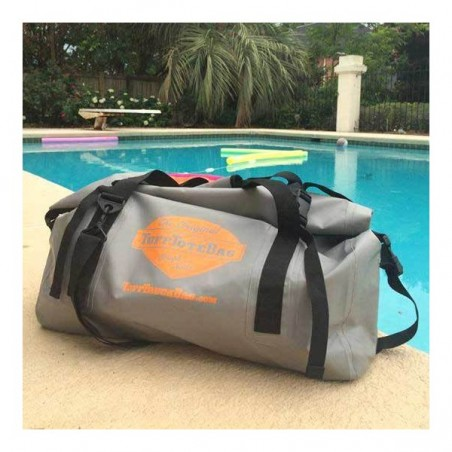 Gray Class 3 Waterproof Tuff Tote Dry Bag Duffle