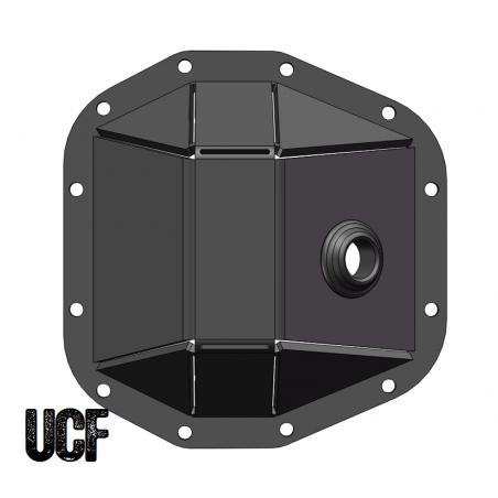 UCF JL & JT Rubicon Rear Dana 44 M220 HD Diff Cover (Welded)