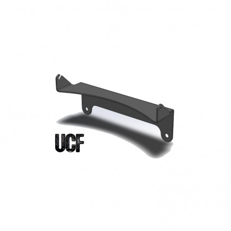 UCF Single Row LED Light Bar Mount for Winch Fairleads