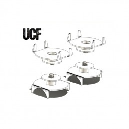 UCF Jeep TJ Rear Coil...