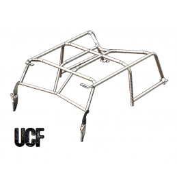 UCF JK 2-Door Full Roll-Cage