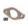 UCF 2-Bolt Center Flange for 1-1/2 Inch Round Tube