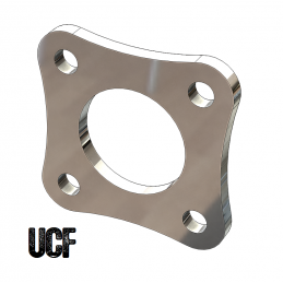 UCF 4-Bolt Center Flange...