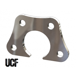 UCF 4-Bolt Offset Flange...