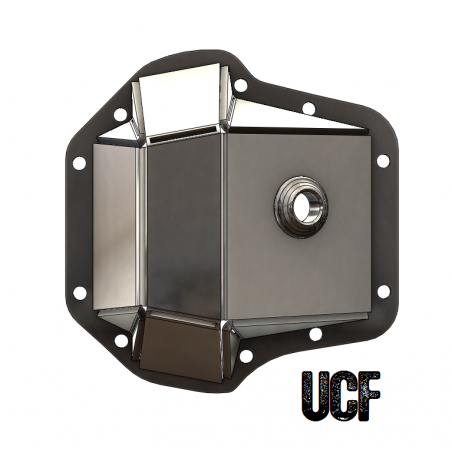 UCF Dynatrac XD 60 HD Diff Cover (Welded)