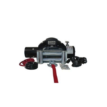 Engo SR9 Electric Self-Recovery Winch