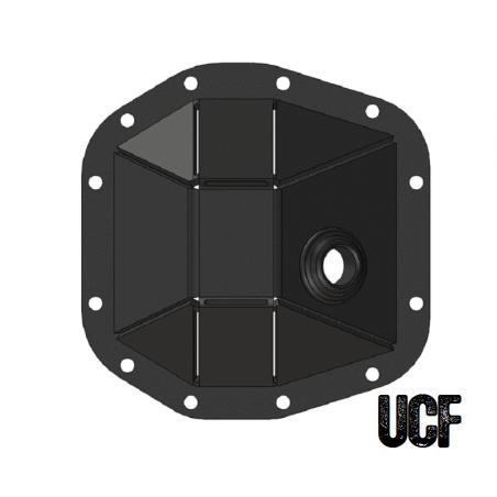 UCF JL Rear Dana 35 M200 HD Diff Cover (Welded)