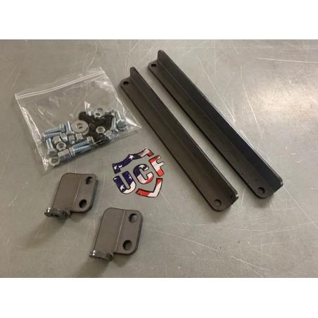 UCF YJ, TJ & LJ 4.0L Engine Skid Bracket and Hardware Kit