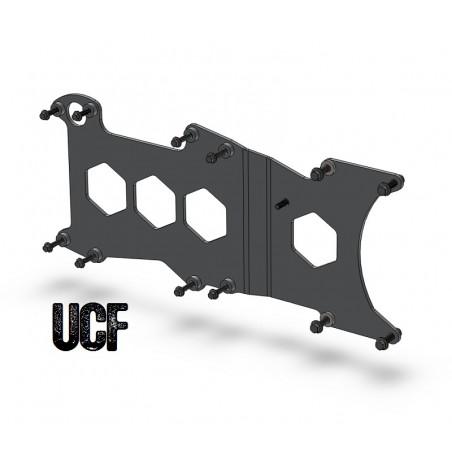 UCF Jeep JL  Inner Tire Carrier Reinforcement Bracket