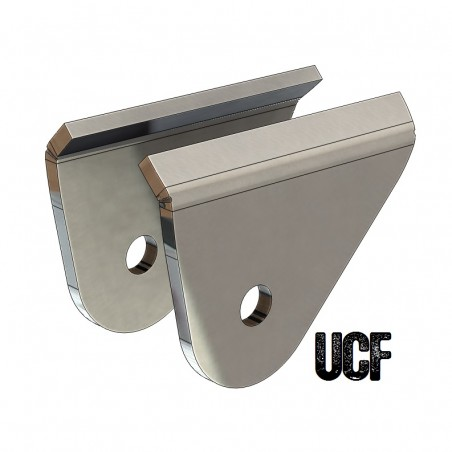 UCF In-line Link Tabs for Tube Chassis