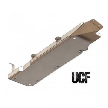 UCF Steel Gas Tank Skid for Jeep JK 4-Door