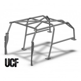 UCF TJ Full Roll-Cage for...
