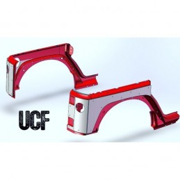 UCF Corner Guards for Jeep...