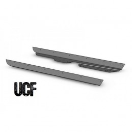 UCF Rocker Guards for Jeep TJ