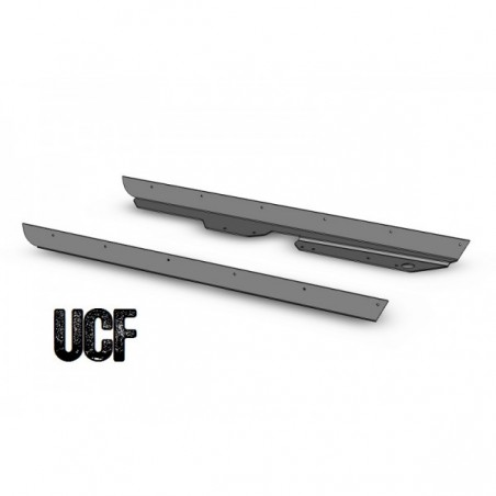 UCF Rocker Guards for Jeep LJ
