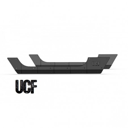 UCF Rocker Guards for 2 Door JK