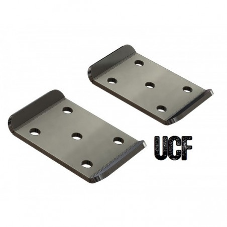 UCF Corporate 14 Bolt U-Bolt Plates