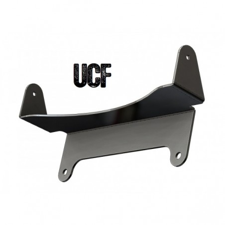 UCF Double Row LED Light Bar Mount for Winch Fairleads
