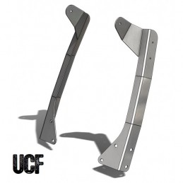 UCF CJ/YJ Steel Windshield...