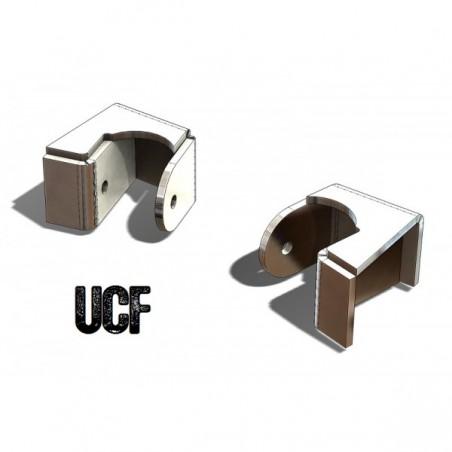 UCF TJ Upper-Link Inner Frame Brackets
