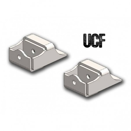 UCF Offset Lower Coil-Over Mounts