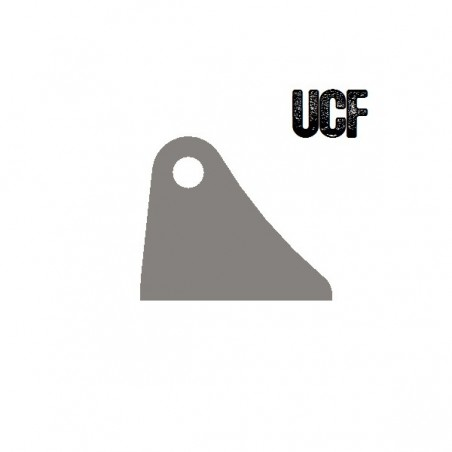 UCF Flat-Bottom Coil-Over Tab