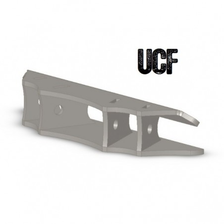"UCF Chassis Link Mounting System for 3/4"" Heims (Batwing)"