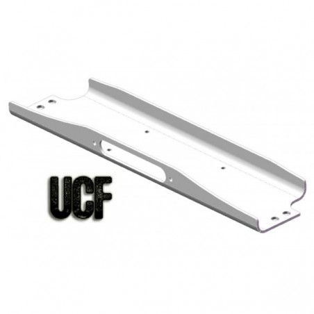 UCF 6061-T6 Aluminum Winch Plate for Jeep TJ