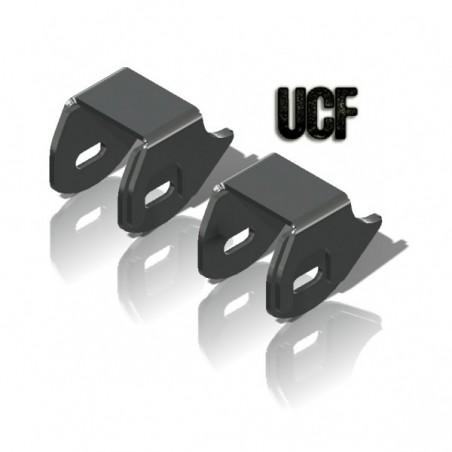 UCF HD Lower Control Arm Mounts for Jeep TJ, LJ, XJ & JK