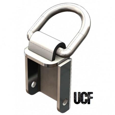 UCF Trailer Stake Pocket D-Ring
