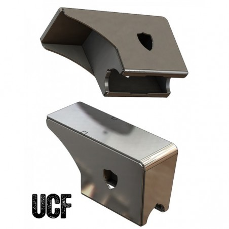 UCF Dana 60 Double-Ended Steering Ram Mount