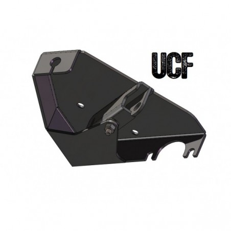 UCF Jeep TJ Parking Brake Bracket Kit