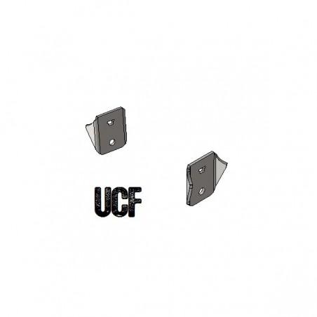 UCF JK Unlimited Rear Sealbelt Mounts