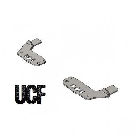 UCF JK 2-Door & Unlimited Windshield Mounts