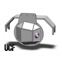 UCF Dana 35 Rear Truss System