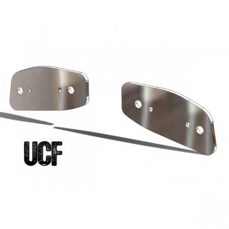 UCF TJ Upper Windshield Cage Tie-In Tabs