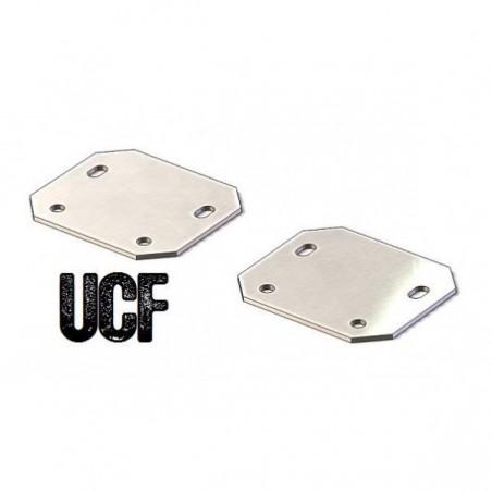 UCF TJ C-Pillar Mounting Plates